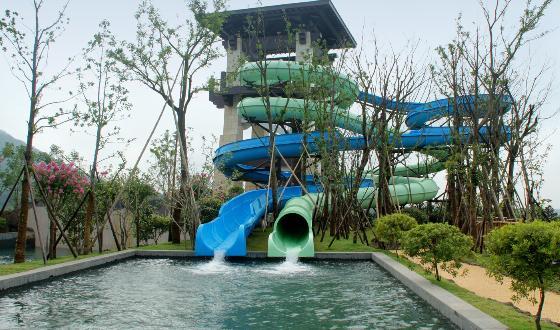 嵊州温泉城欢乐水世界一日游