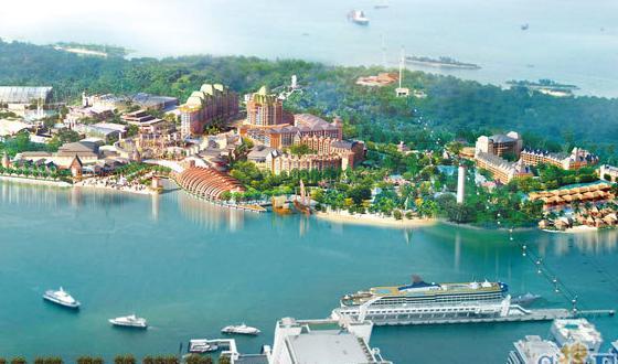 新加坡圣淘沙岛