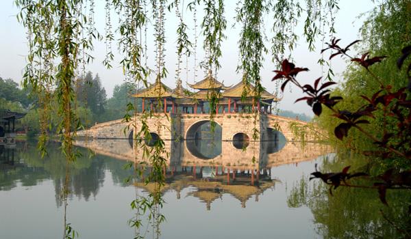 杨州旅游景点_