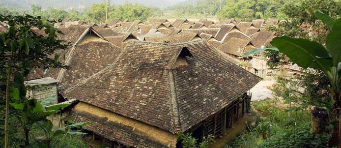 傣族钢结构房屋图片