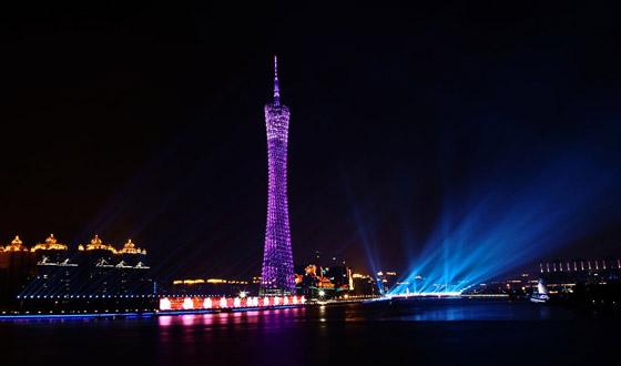 广州塔总高度600米