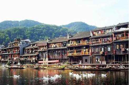 贵州十大旅游景点_