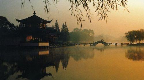 杭州西湖在哪里