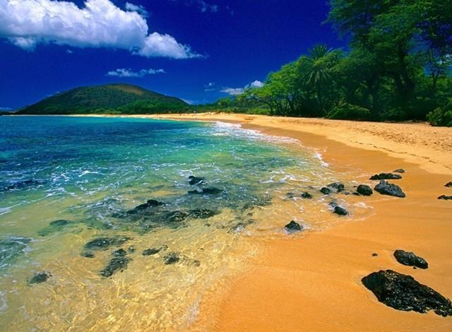 游记部落 美国行——领略夏威夷风情  夏威夷,是夏威夷群岛中最大的
