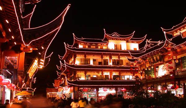 上海必去景点有哪些