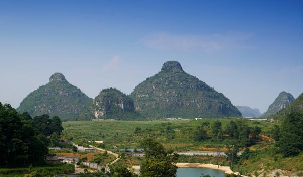 贵州旅游十大著名景点排行榜