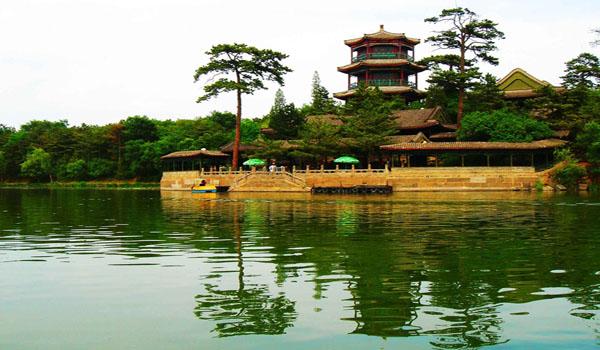 中国苏杭二州风景
