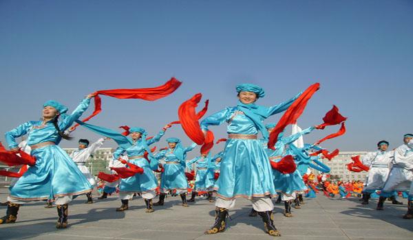 内蒙古风土人情