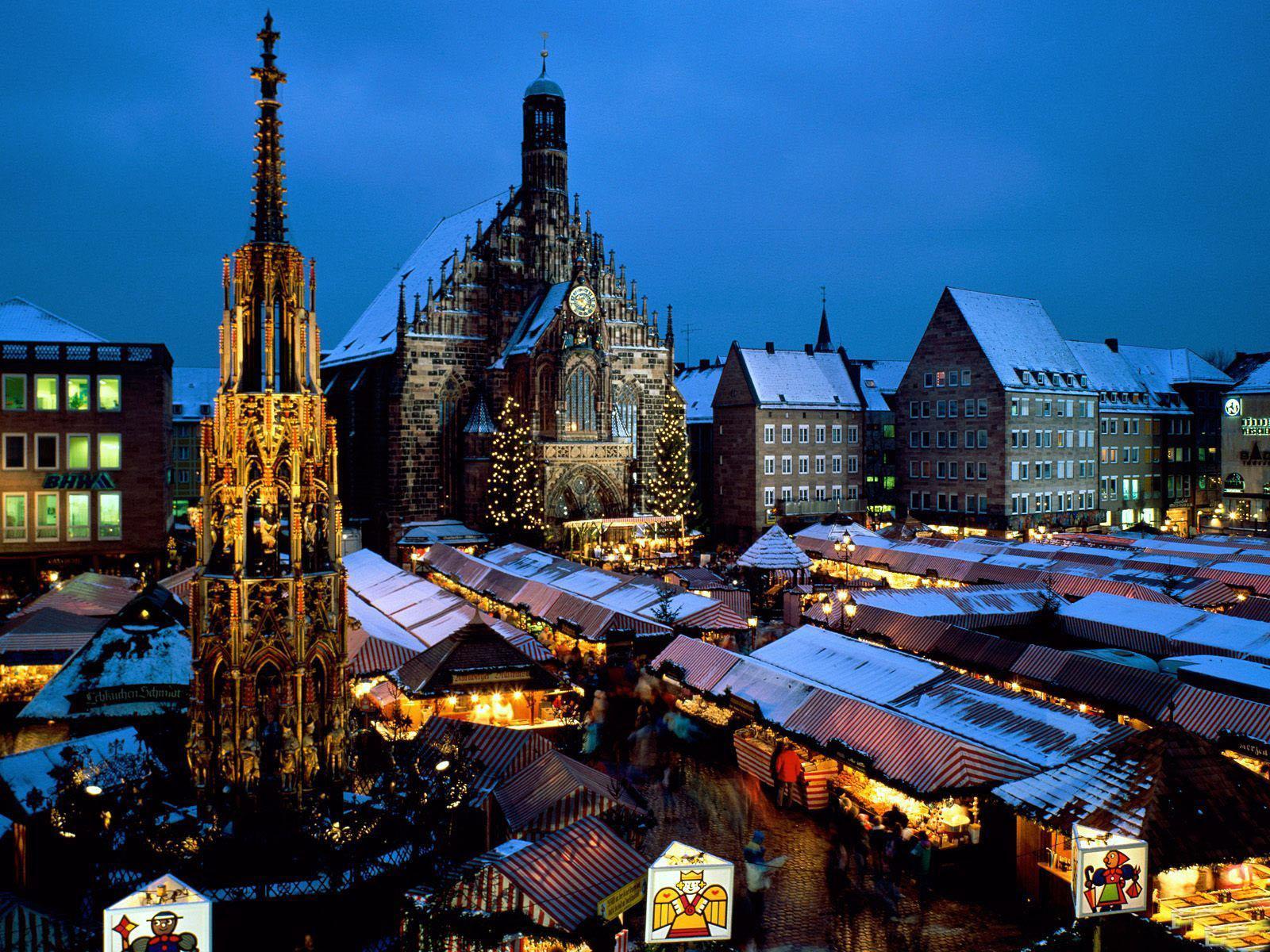 慕尼黑周边有哪些好玩的地方呢?——纽伦堡