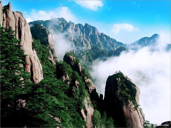 全球十大最佳赏秋胜地 中国黄山榜上有名 - 飞扬旅游网