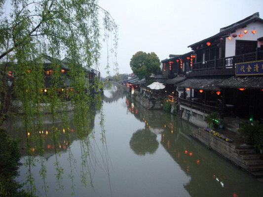 我的脚印:2010沈阳—上海—西塘—乌镇—宏村—黄山图片