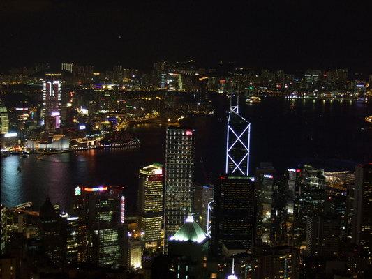 山顶夜景3