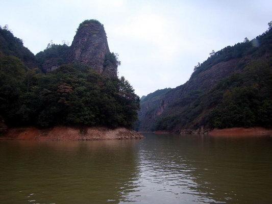 华林山—上游湖风景区