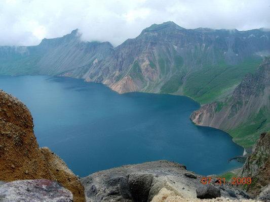 东北游记(3)-牡丹江,长白山见闻