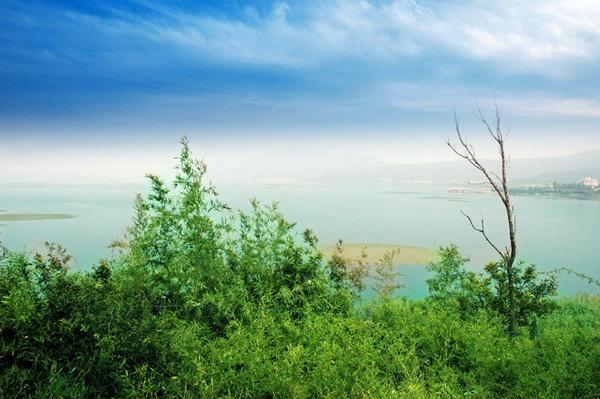苏州太湖天堂岛(文字)