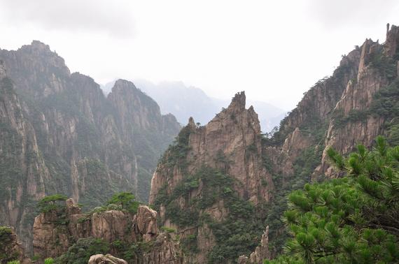 青岛出发黄山,千岛湖,杭州