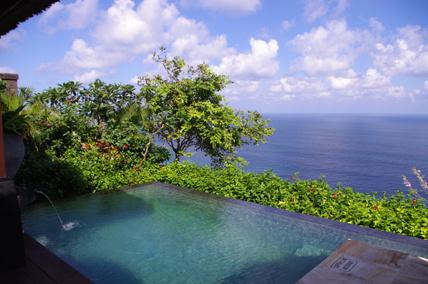 巴厘岛温馨浪漫的7日度假游第二篇(bvlgari宝格丽酒店