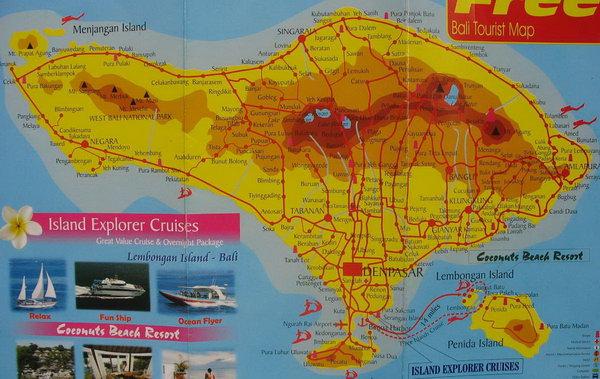 >>绥化>>绥棱 >>  梦巴厘--实用行走手册(附地图)