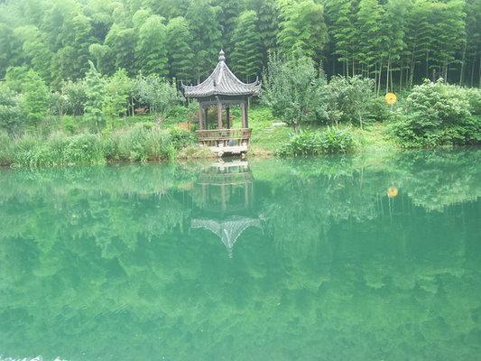 上海溧阳南山竹海御水温泉2010年7月自驾游