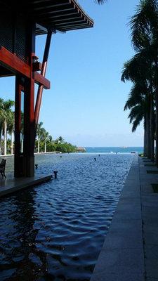 亚龙湾红树林度假酒店大厅