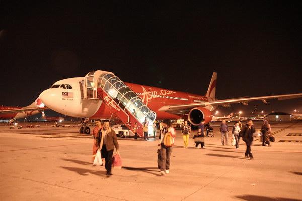 亚航班机航班号d72613