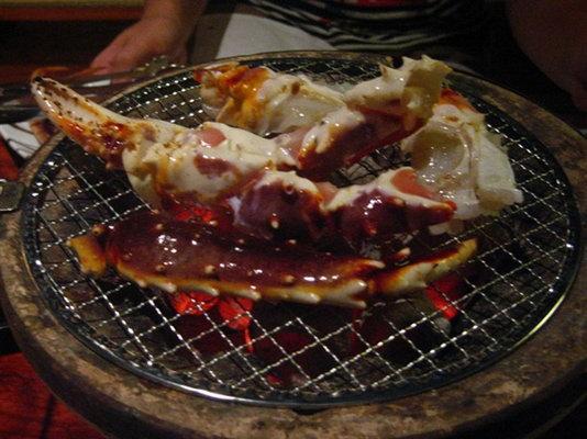 看图和说话十月和春天东京和美食
