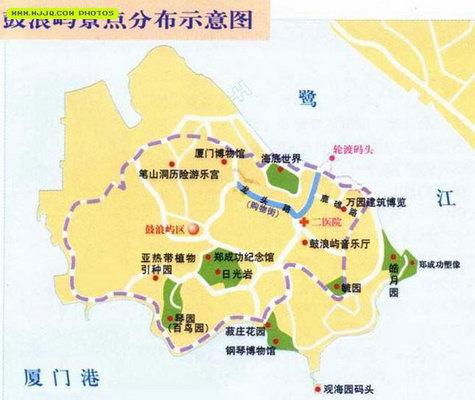 2011版厦门旅游全攻略--a小城小城,越攻略越精杭州暑假旅游攻略图片